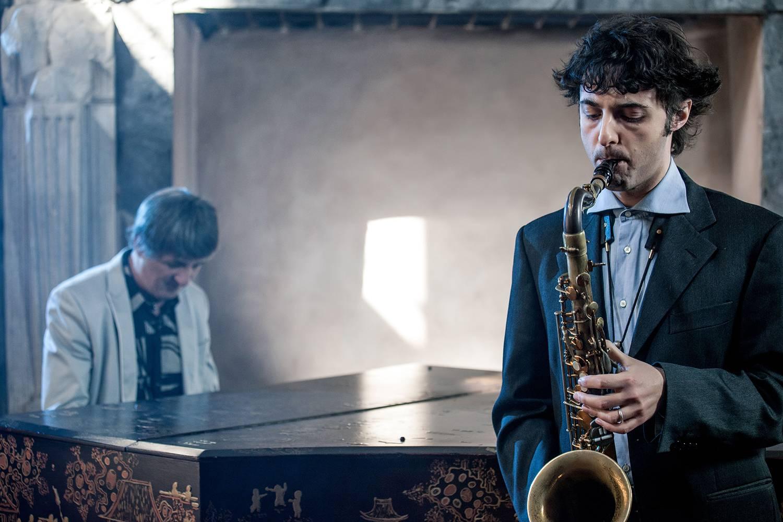 ma eventi in musica live dal vivo matrimoni congressi cerimonie duo sassofono salcuni piano voce maurizio antognoli